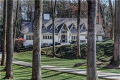 Mansions park-like estate