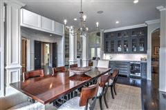 Golf course views in alpharetta luxury homes
