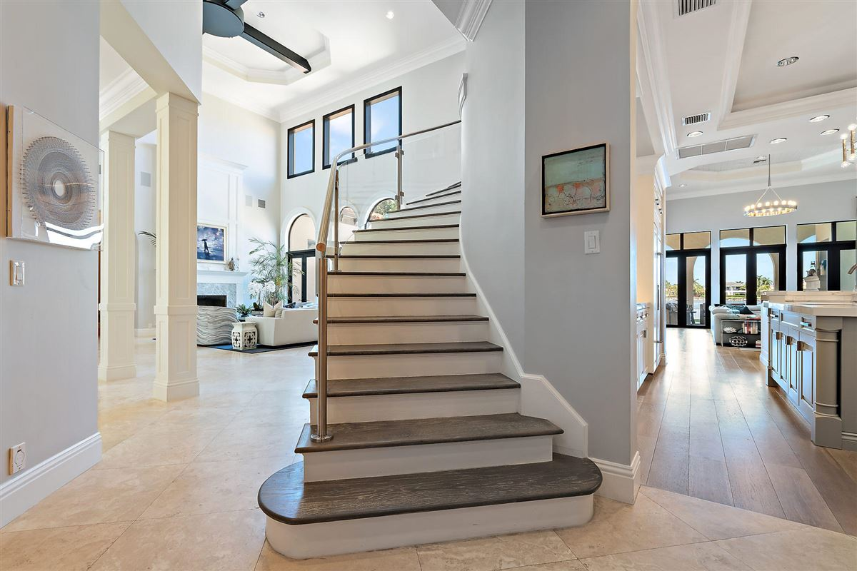 recently renovated lakefront home luxury homes