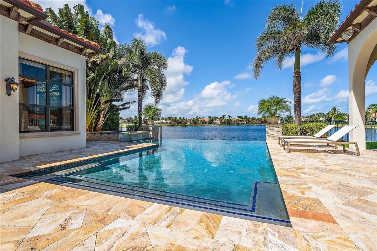 recently renovated lakefront home luxury properties