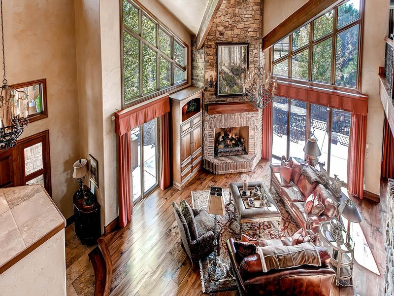 Impeccable Craftsmanship on 28 Private Acres luxury properties