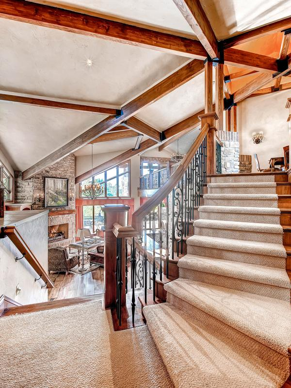 Impeccable Craftsmanship on 28 Private Acres mansions
