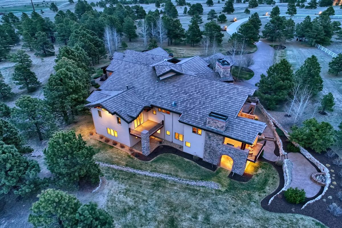 Impeccable Craftsmanship on 28 Private Acres luxury homes
