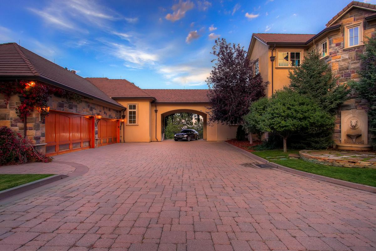 Incomparable Colorado Estate luxury homes