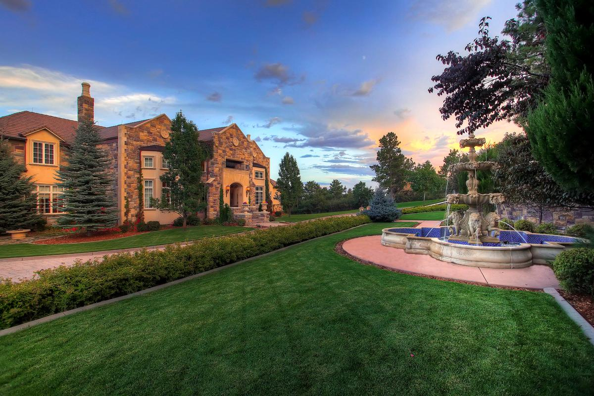 Luxury homes Incomparable Colorado Estate
