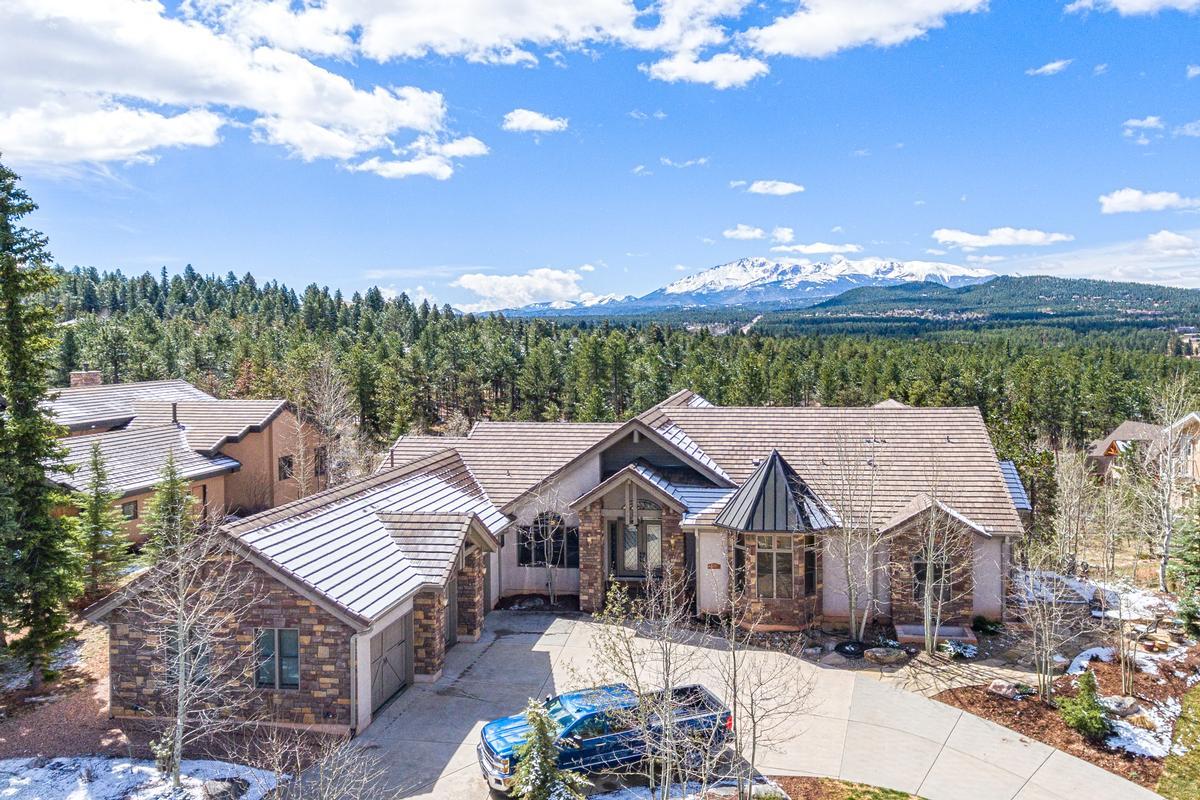 Executive Estate Captures Pikes Peak luxury real estate