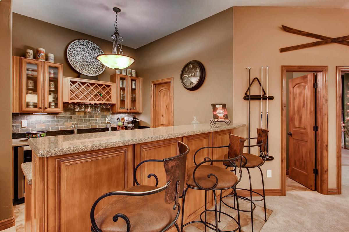 Luxury homes in Executive Estate Captures Pikes Peak