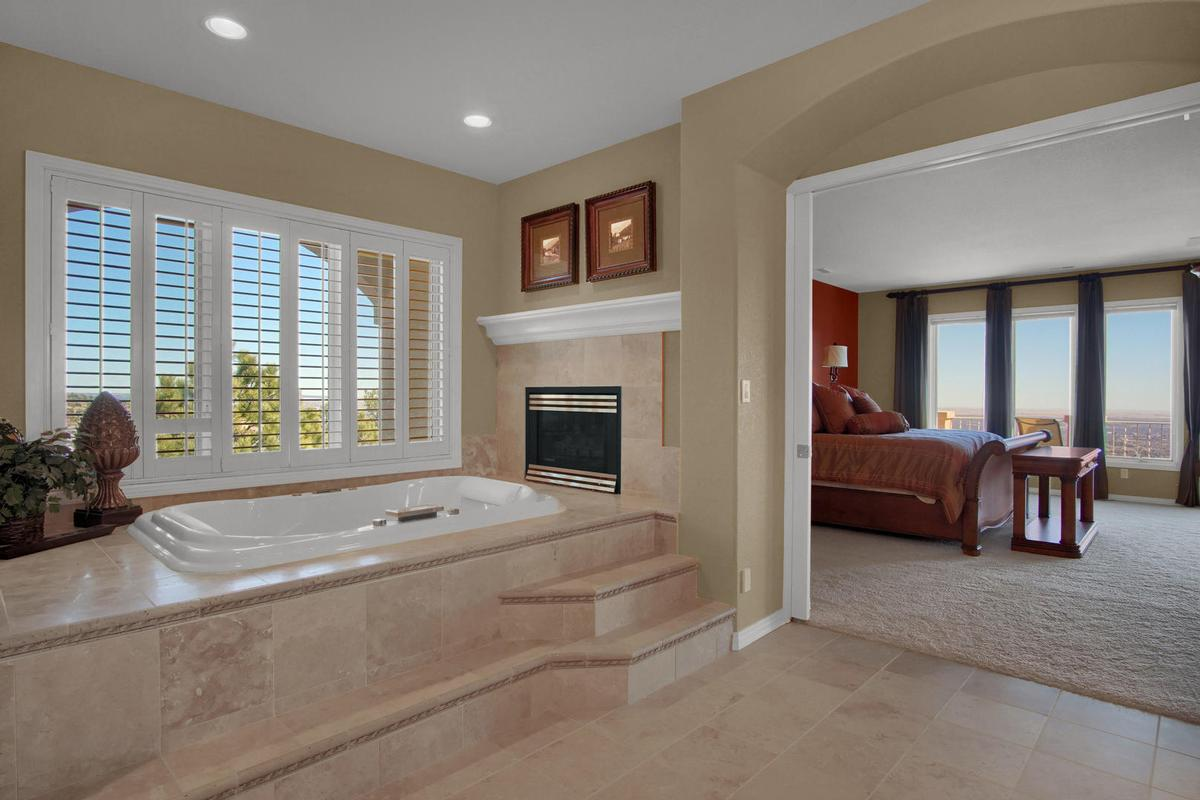 Luxury homes SPECTACULAR TWO STORY WITH TOP OF THE WORLD VIEWS
