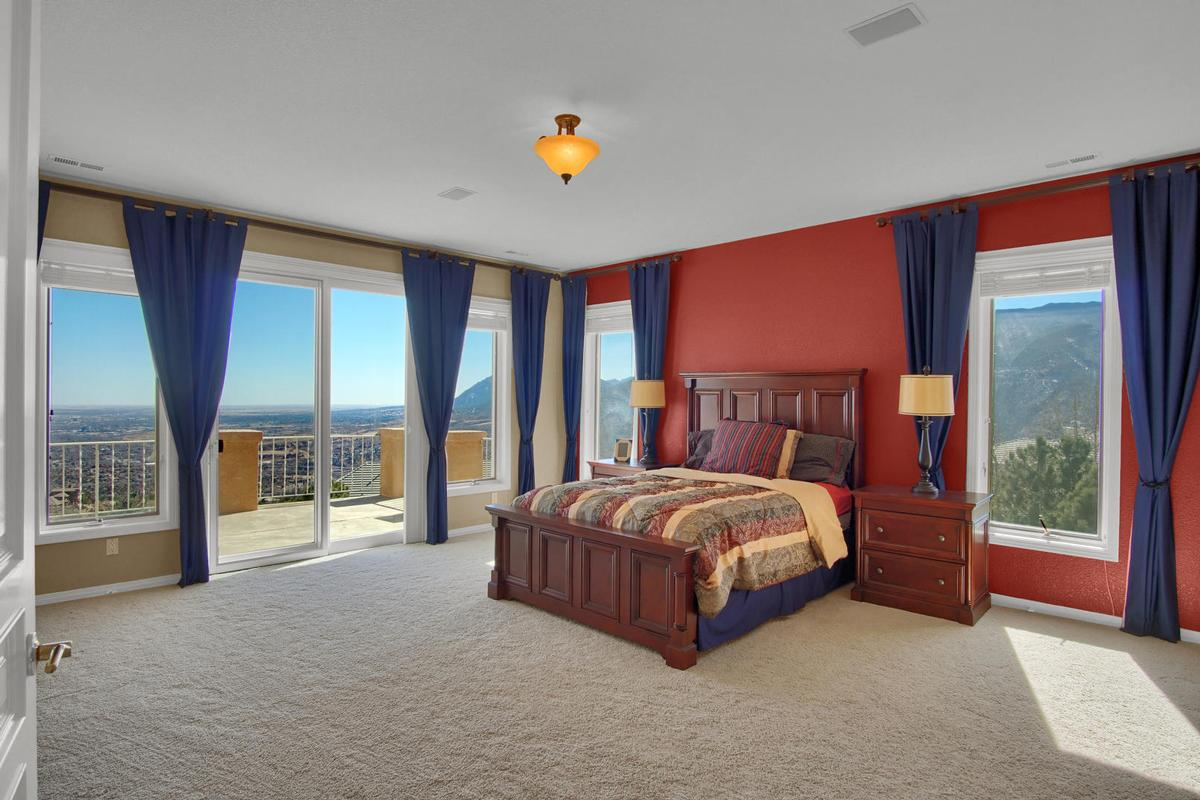 Luxury properties SPECTACULAR TWO STORY WITH TOP OF THE WORLD VIEWS