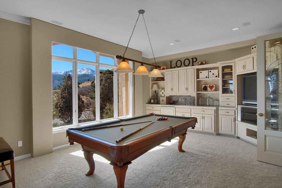 SPECTACULAR TWO STORY WITH TOP OF THE WORLD VIEWS mansions