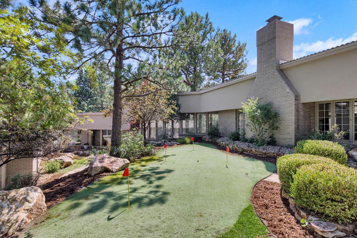 Resort-Style Home in the Heart of Colorado Springs luxury properties