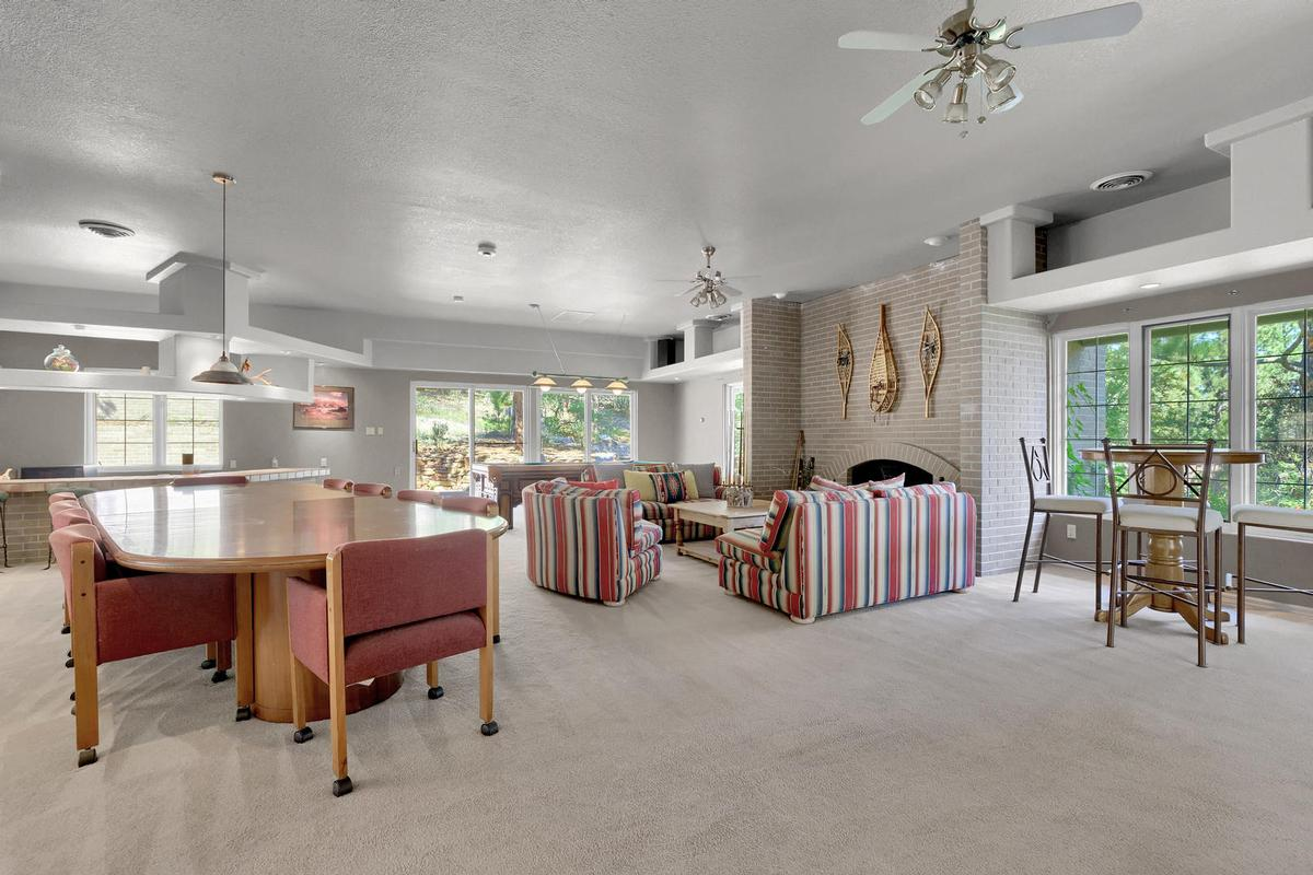 Luxury real estate Resort-Style Home in the Heart of Colorado Springs