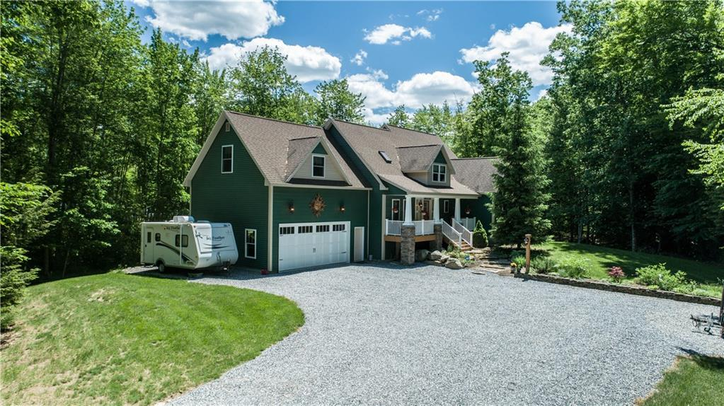 Private Waterfront on Little Sebago Lake mansions
