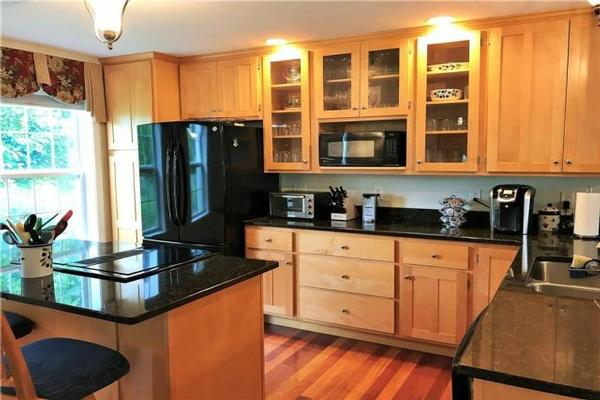 Cobbossee Lake home on historic Island Park luxury homes