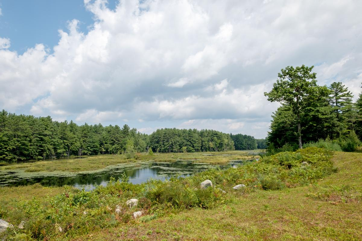 Luxury real estate Private Home abuts 4,000 acres conservation land