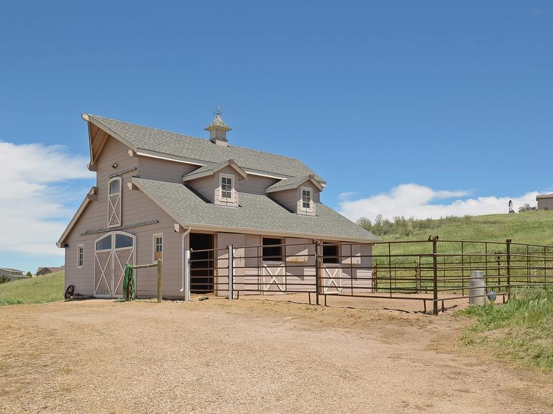 Bell Mountain Ranch luxury homes