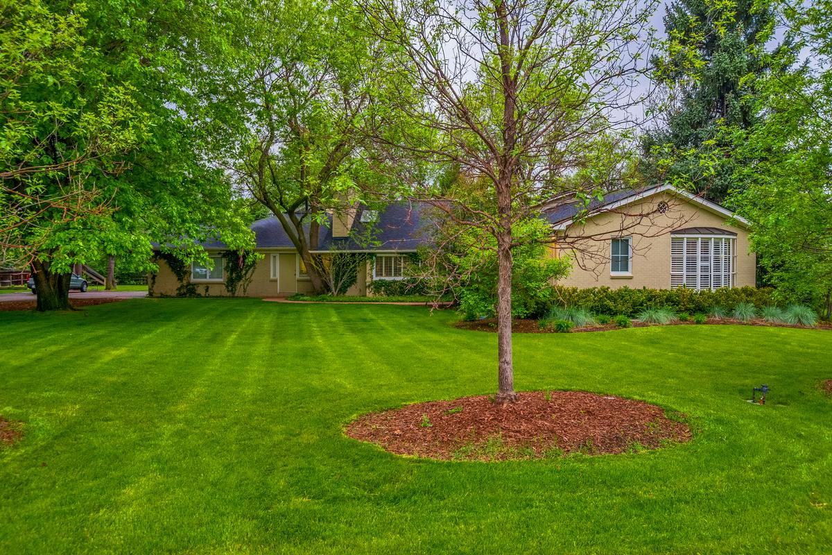 Mansions in Fabulous Cherry Hills location