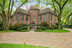 Spectacular custom all brick home in prime Mission Hills  mansions
