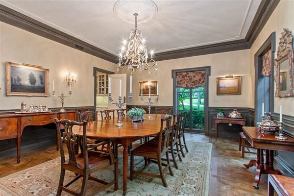 Luxury properties Spectacular custom all brick home in prime Mission Hills