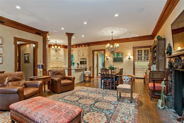 Luxury homes in Spectacular custom all brick home in prime Mission Hills