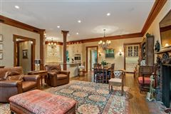 Spectacular custom all brick home in prime Mission Hills  luxury properties