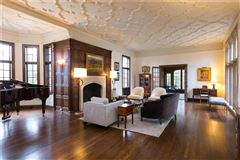 Luxury homes in extensively restored architectural gem