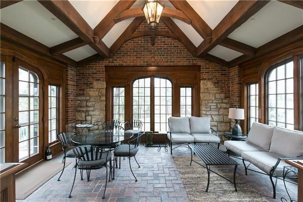 Luxury homes extensively restored architectural gem