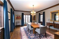 Luxury real estate extensively restored architectural gem