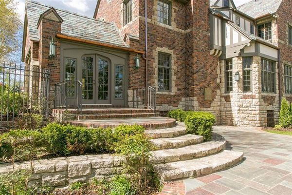 extensively restored architectural gem luxury real estate