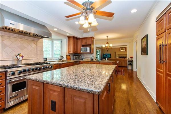 Luxury real estate Beautiful updated Sunset Hill home