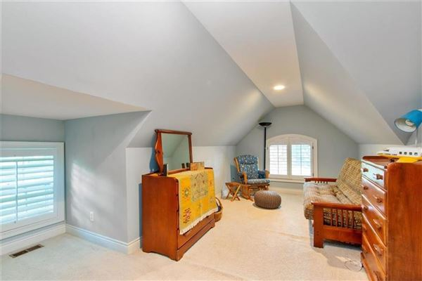 Beautiful updated Sunset Hill home luxury real estate