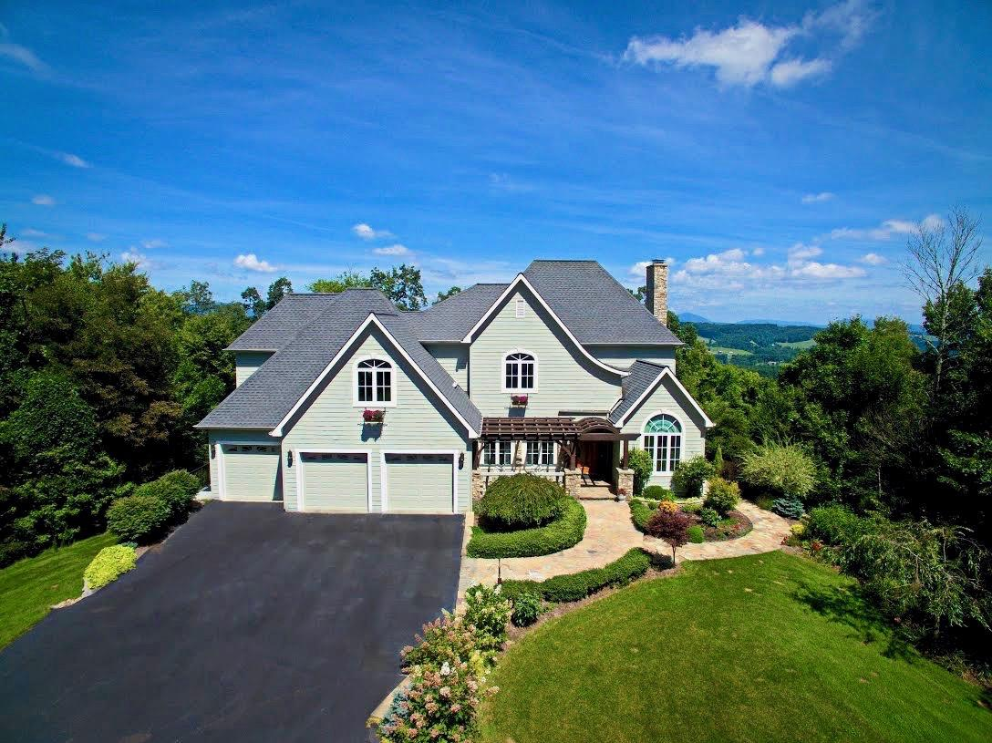 Luxury homes Blue Ridge Estate