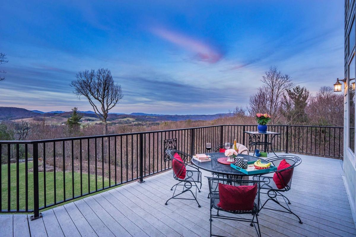 Blue Ridge Estate luxury homes