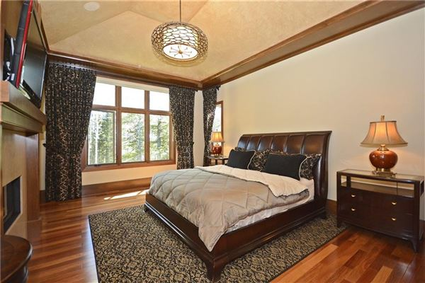gorgeous home in Priddis Greens luxury properties