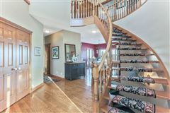 beautiful country style two story home luxury properties