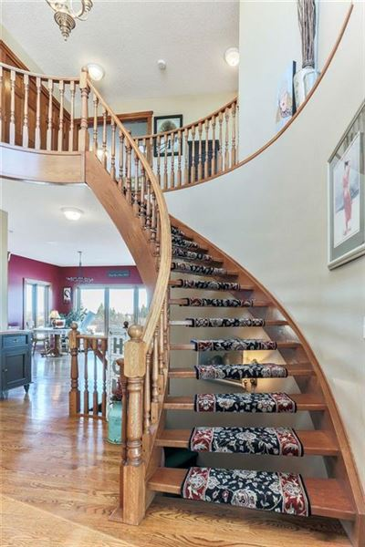 Luxury real estate beautiful country style two story home