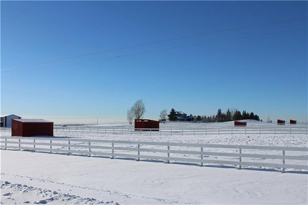 Luxury real estate Exceptional Equine Facility with Two Estate Homes