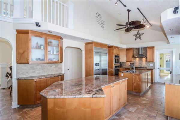 Mansions in Exceptional Equine Facility with Two Estate Homes
