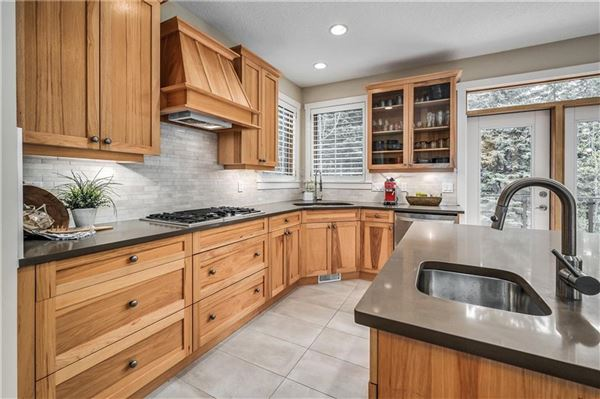 sought after location in Discovery Ridge luxury real estate