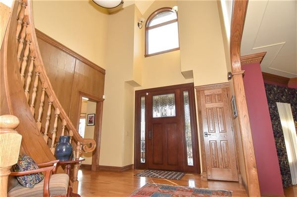 Luxury homes  stunning fully finished 2 storey split walkout home