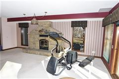 Luxury real estate  stunning fully finished 2 storey split walkout home