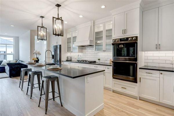 Gorgeous three-story home luxury properties