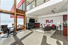 MASTERPIECE by JEREMY STURGESS - FAMOUS AWARD-WINNING CANADIAN ARCHITECT luxury properties