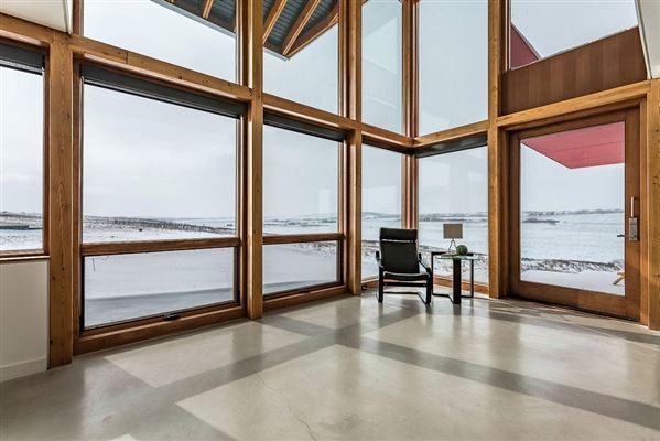 MASTERPIECE by JEREMY STURGESS - FAMOUS AWARD-WINNING CANADIAN ARCHITECT luxury homes