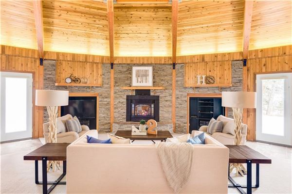 Luxury homes in  your very own private sanctuary