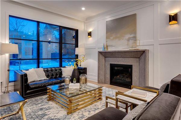 Modern yet timeless farmhouse luxury properties