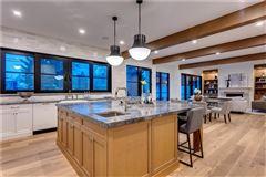 Luxury properties Modern yet timeless farmhouse