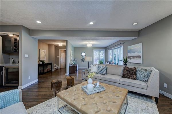 Luxury real estate a charming home in a truly picturesque setting