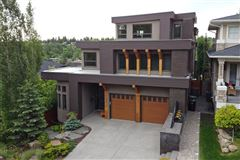 Luxury properties This executive family home in Elbow Park