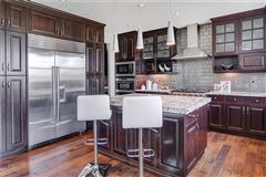 prestigious community of Aspen Woods luxury properties
